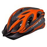 Limar 575 2011 MTB Uni Helmet, Grey/Orange