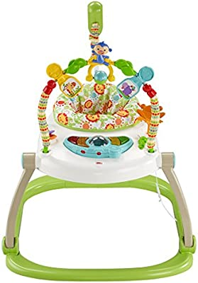 Fisher-Price Rainforest Friends SpaceSaver Jumperoo by Fisher ...