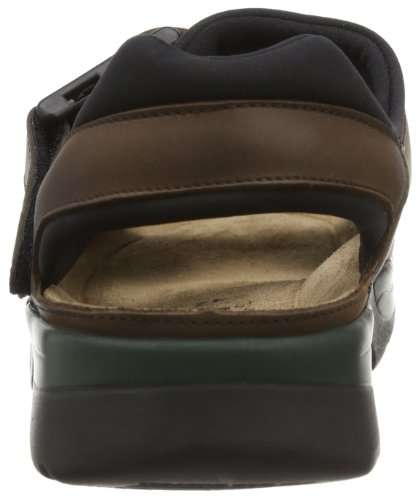 Dark Sandalcalf Sandalcalf 5751 Marrone Scuro Fit 5751 plateau con Dark Brown Scarpe Atlas Brown Mephisto Uomo H7qwE6f