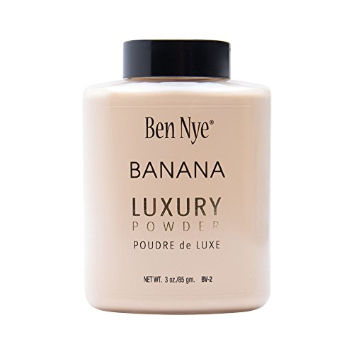 Ben Nye Luxury Powder, Banana 3oz