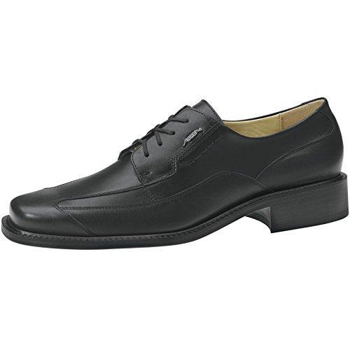 Abeba Manager lacci scarpa Nero ESD nero