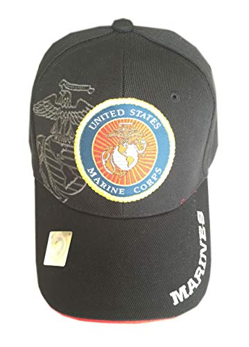 Aesthetinc U.S. Military Marines Officially Licensed Cap Hat (Marine Corps 5)