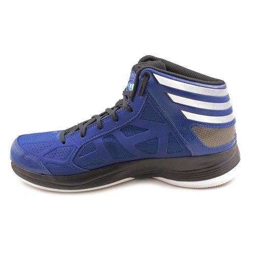 Adidas Gal Skygge Basketball Sko - Royal / Hvit / Sort (menn) Konge / Hvit / Svart