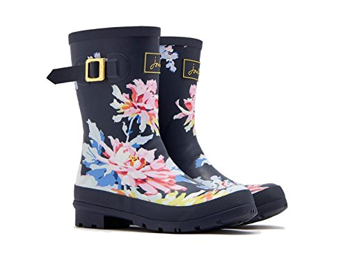 Joules Molly Welly (Navy Floral) 08CI4
