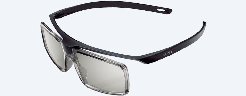 3 Pack Sony TDG-500P Passive 3D Glasses