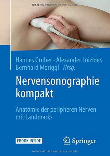 Nervensonographie kompakt: Anatomie der peripheren Nerven mit Landmarks