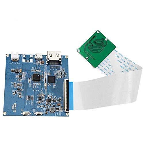 Nrpfell Monitor De Impresora 3D, 8.9 Pulgadas 2560X1600 Panel Tft ...