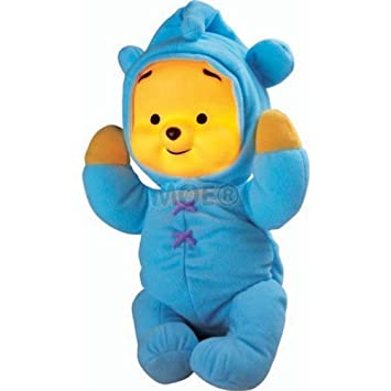 Fisher-Price Winnie The Pooh Dream Glow Pooh  sc 1 st  Amazon.com & Amazon.com: Fisher-Price Winnie The Pooh Dream Glow Pooh: Toys u0026 Games