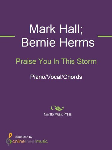 Praise You In This Storm Kindle Edition By Bernie Herms Casting