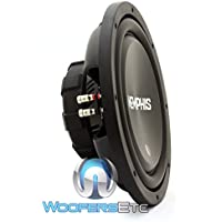 15-CSA12S4 - Memphis 12 350W RMS Single 4-Ohm Car Subwoofer