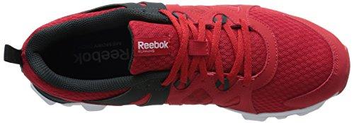 White Run 0 Rush Reebok Shoe Men's Hexaffect Running Gravel Red Black MT 2 IBEnvSxq