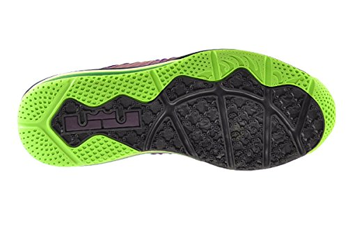 Air Max Lebron X Zapatos Bajos De Baloncesto Nike Hombres Rasberry Rojo / Modelo / Corte Púrpura Dónde puedes encontrar Geniue Stockist en venta Descuento Nicekicks 0zDUm