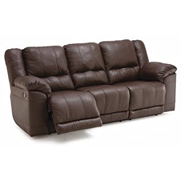 Palliser Furniture 4162851 / 4162861 Franco Leather Reclining Sofa