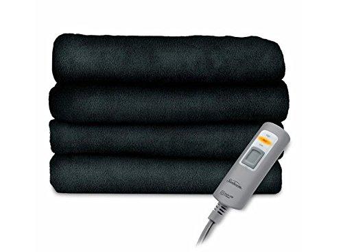 sunbeam electric blanket velvet - 9