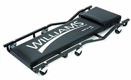 Williams 42301 Heavy Duty Drop Shoulder Creeper