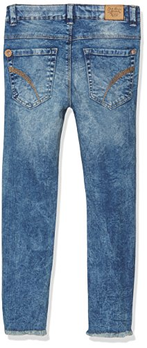 Girls 0013 Azul Jeans Denim Azul Lemmi para Niños Jeggings Mid Fwq4qxTz5