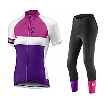 340a4c129 2016 Liv Cycling Jerseys Women s Summer Mountain Ciclismo Maillot Clothes  Girls Cycling Clothing Kit (Suit 6