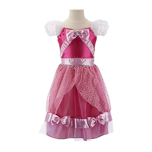 [Disney Princess Sparkle Pink Dress - Cinderella] (Dancing With The Stars Costumes Designs)