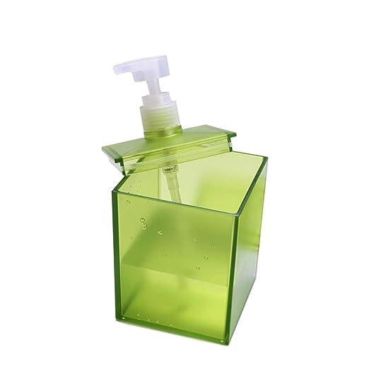 CHENYU - Dispensador de jabón líquido de plástico para ...
