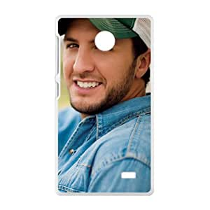 Luke Bryan Cell Cool for Nokia Lumia X