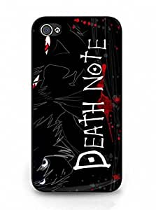 BESTER Death Note Anime Back Cover Case for Iphone 4s Specially Print