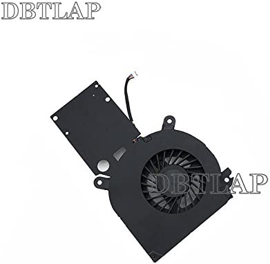 DBTLAP Laptop CPU Fan Compatible for Dell Precision M4400 CPU Fan C449K MG75120V1-Q000-S99
