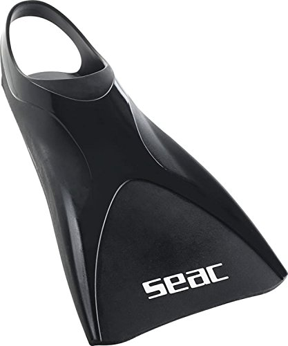 SEAC Atom Open Heel Pool Exercise Workout Fin X-Large (11.5-13) by SEAC USA Corp