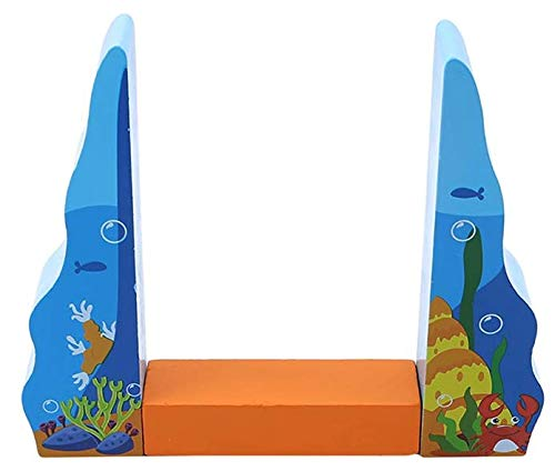 Fun Travel Activity Educational Game With Animal Nature Theme Preschool Learning Toy That Helps Develop Fine Motor Skills Save The Whale Wooden Montessori Toy For Toddlers One Or Two Players