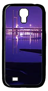 Brian114 Samsung Galaxy S4 Case, S4 Case - Black Hard PC Cases for Samsung Galaxy S4 I9500 Brooklyn Bridge 2 Ultra Fit for Samsung Galaxy S4 I9500
