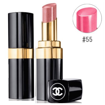Chanel Rouge Coco Shine Hydrating Sheer Lipshine 3 g - No.55 Romance