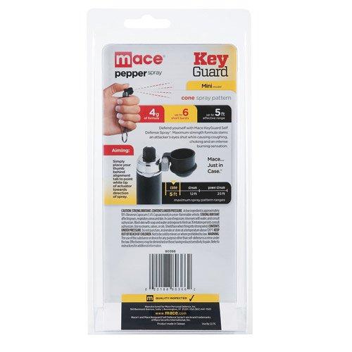The Mace Keyguard® Black Color