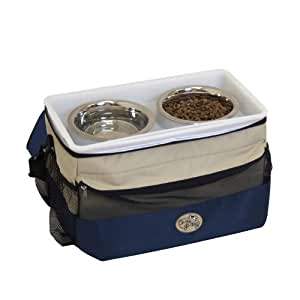 OurPets Store N Feed to Go Travel Feeding System
