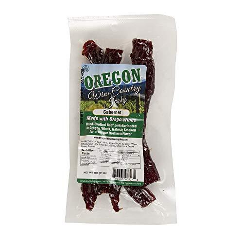 Oregon Wine Country Pinot Noir Beef Jerky 4 oz. ()