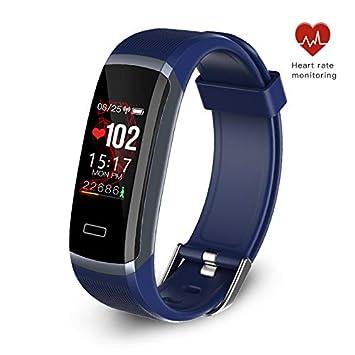 seegar Tracker dactivité personnalisé avec Moniteur de fréquence Cardiaque et Moniteur de Sommeil,