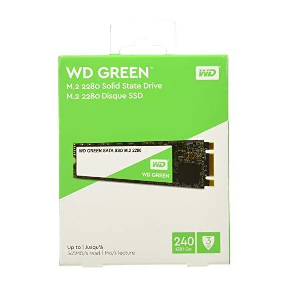 """WD Green 2.5"""" SATA SSD, 550MB/s R, 3 Y Warranty, 1TB"""