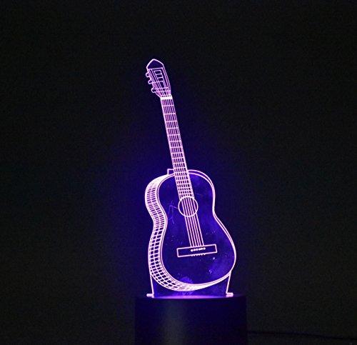 Led Light Guitar Picks in US - 6