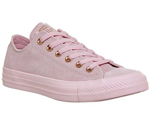 Converse Ctas Ox Cherry Blossom, Baskets Mixte Adulte Pink (Cherry Blossom/Cherry Blossom 681)