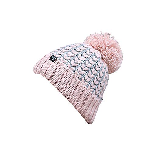 One Ball Knits Purses - AMSKY T Shirts for Men,Adult Women Men Winter Crochet Hat Knit Hat Wheat Hairball Warm Cap,Men's Wrist Watches,Pink,One Size