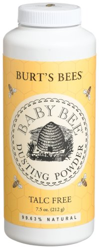 Burt's Bees Baby Bee Dusting Powder, Talc Free, 7.5-Ounce Bottles (Pack of 3) Burt's Bees