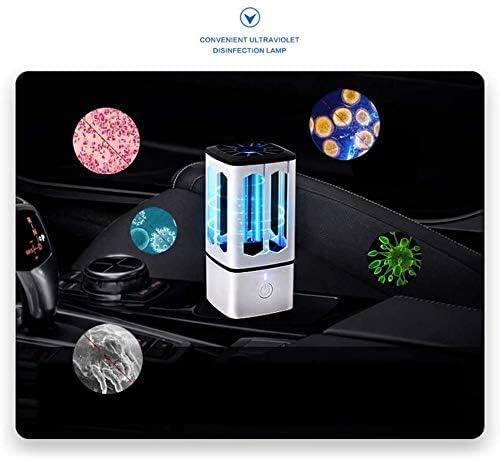 wei/ß NIID UV Lampen Sanitizer Kleine UVC-Sterilisatorlampe Tragbare USB-Ladedesinfektionslampe