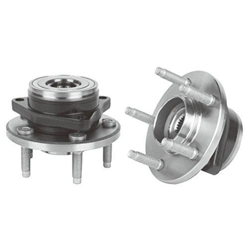 - GSP 114100 Axle Bearing and Hub Assembly - Left or Right Front (Driver or Passenger Side)