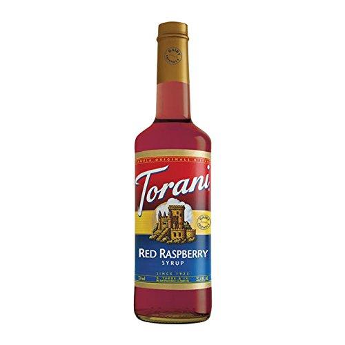Torani Red Raspberry Dairy Friendly Syrup PET