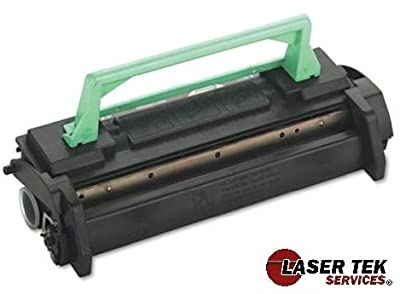 Laser Tek Services ® Remanufactured Replacement Sharp FO-50ND Toner Cartridge for the Sharp FO-4400/4450, DC500, DC526 and DC 600 Fax Machine
