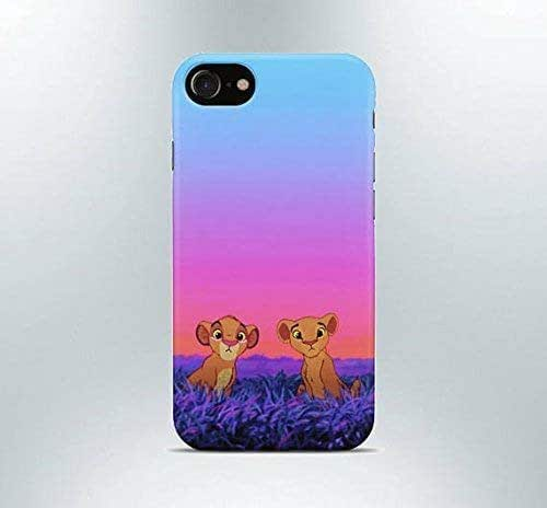 Amazon.com: Inspired by The lion king phone case iPhone 7