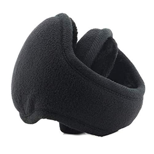 Tiowea Men Fashion Winter Foldable Solid Thicken Ear Warmer Earmuffs Earmuffs by Tiowea (Image #4)