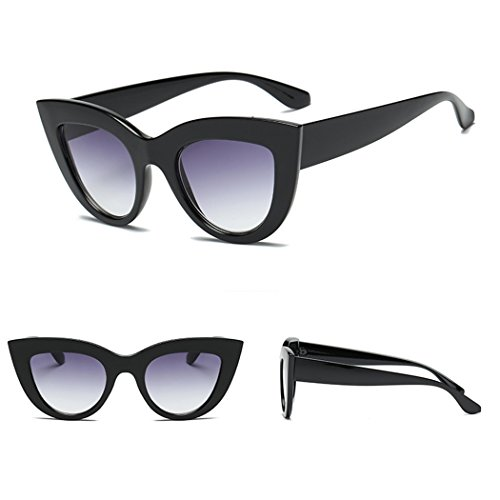 para 1 Mujer Sol UV Gafas Retro Sol Gafas Viajes De Libre Sol para Gafas Sol Al Gafas De De Fansport De Aire Protección Grey fntq4xgq