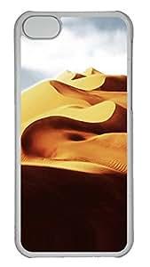 iPhone 5C Case Magical Desert PC iPhone 5C Case Cover Transparent