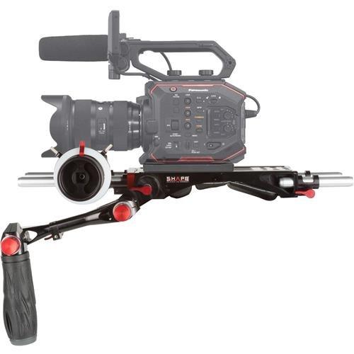 形状Panasonic au-eva1カメラバンドルリグwithフォローフォーカスPro   B077T24KDH
