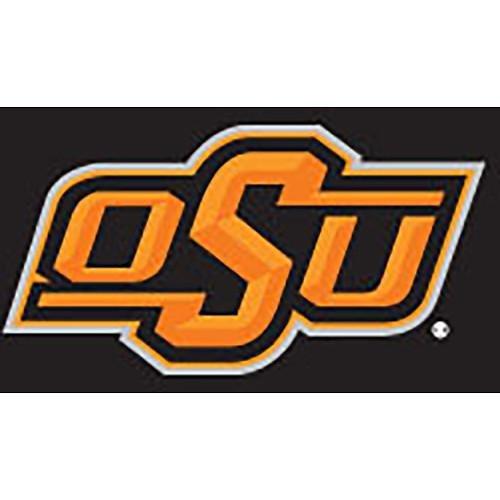 al 52-4006 Oklahoma State University 8' Pool Table (Oklahoma State Billiard Table)