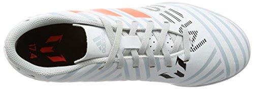 Para J Adidas Nemeziz White Zapatillas 4 Orange clear 17 Grey solar Niños De ftwr Tf Messi Fútbol Multicolor zXFXq1